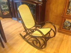 Beautiful Bentwood Rocker Thunder Bay Ontario image 1