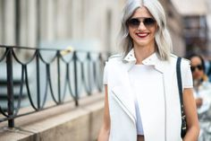 Street Style, NYFW: 29 Drool-Worthy Beauty Looks Outside the Spring 2017 Shows - FASHION Magazine