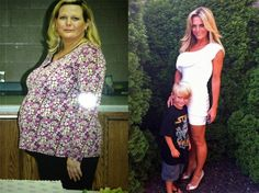 Real Fit Mom: How She Lost Over 100 Pounds  | Skinny Mom | Where Moms Get the Skinny on Healthy Living