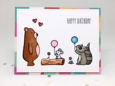 My Sweet Things: TARJETA | Happy Birthday, Alba!
