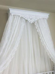 10 Engaging Clever Hacks: Garden Canopy Design canopy over bed kids.How To Make A Canopy Romantic glass canopy poster beds. Bed Crown Canopy, Bed Drapes, Diy Canopy, Canopy Crib, Hotel Canopy, Window Canopy, Garden Canopy, Patio Canopy, Bed Canopies