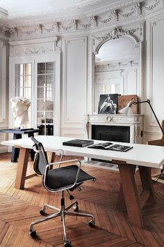 10 Best Office Spaces | Camille Styles
