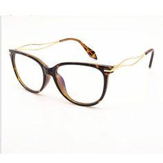 Lovely Liyue Korean Gold Eye Glasses Frames For Women Brand Design Glasses Women Optical Vintage 2017 Computer Glasses Anti Blue Fragrant Aroma Men's Eyewear Frames Apparel Accessories