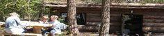 Slapen in een Boswachtershut in Norg