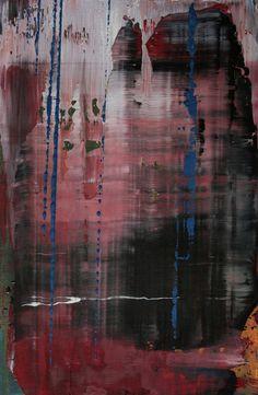 Koen Lybaert; Oil, 2013, Painting abstract N° 541
