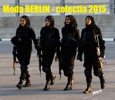 Moda BERLIN - colectia 2015