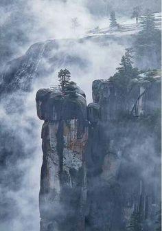 Rostrum, Yosemite