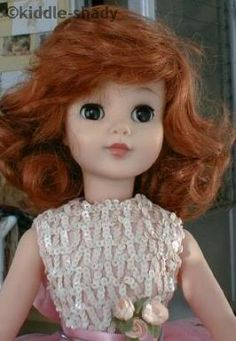Polly doll 1960s Madame Alexander.  Not really a doll of the world, but a Madame Alexander doll.  So pretty