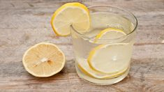 A 10-ounce glass of warm lemon water with Himalayan salt in the morning can increase your immune function, decrease uric acid to fight inflammation, improve digestion, and balance your body.