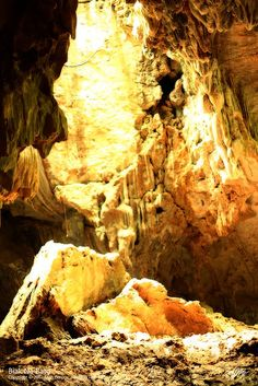 Meet Bulacan: Biak-Na-Bato. Where people enjoy spelunking in caves.