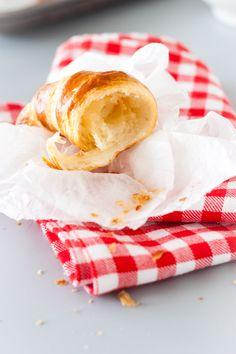 Croissants maison (Pâte Levée Feuilletée) | La Raffinerie Culinaire