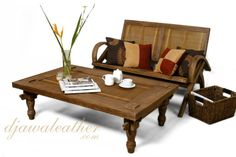 Majestic design, Adilene Coffee Table Set.