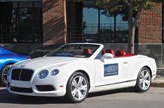 Bentley at James J. Hill Auto Show