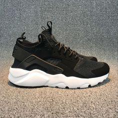 93385ef540d6d achat Uk New Nike Air Huarache Run EUR 36-45 Black Noir 75389-993 Youth Big  Boys Shoes