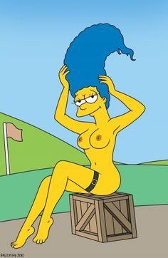kreslený porno simpsonovi bart
