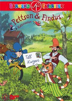 Pettson och Findus / Kattonauten