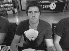 Zack Merrick. All Time Low.