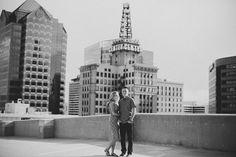 Utah Wedding and Portrait Photographer Rooftop Photoshoot, Summer Couples, Creative Photoshoot Ideas, High School Sweethearts, Love Birds, Couple Photography, Portrait Photographers, Utah, Ideas Creativas