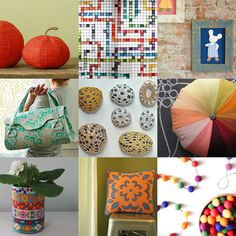 Top 100 Craft tutorials of 2010.  Haven't looked at them yet, but that's what pinning is for!