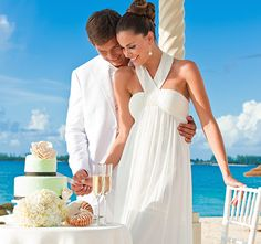 Wedding Vow Renewal Packages & Renewal of Vows Ceremonies in the Caribbean - Beaches Resorts