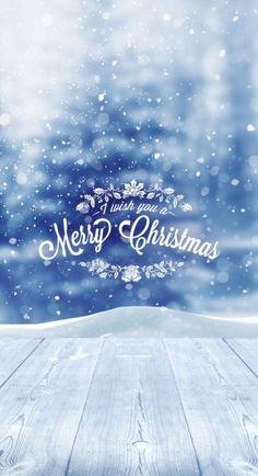 I wish you a Merry Christmas ...