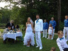 Stéphanie & Claudiu Blue Berry Lake Resort 02 aout'14