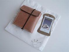 エバゴス ebagos 空飛ぶかご やっぱりかごが好き レザー二つ折り財布