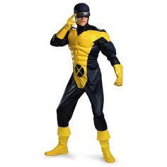 X-Men First Class - Cyclops Adult Costume