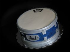 Snare Drum Cake | The Cake Shop by ButterSweet Cakes