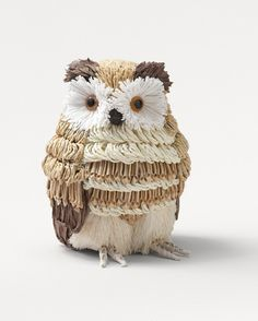 Country owl - [K15405]