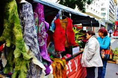 SUNDAYS and MARKETS: Feria de Consumo Responsable, every Sunday from 10am to 6pm on Diagonal Sur (Av. Julio A. Roca) between Av. Belgrano and Alsina in the centre of Buenos Aires.