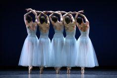 """Serenade"", The Boston Ballet - Photographer Gene Schiavone"