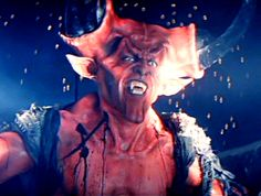 """Darkness from Ridley Scott's """"Legend,"""" played by Tim Curry"""
