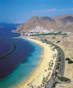 Tenerife, Spain. Great place to Scuba Dive