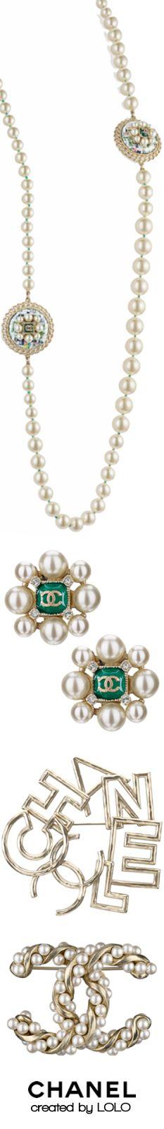 LOOKandLOVEwithLOLO: Chanel Spring-Summer 2015 Accessories