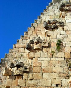 Uxmal by Mexicanwave