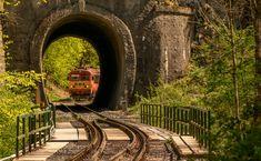 Három alagúton és két völgyhídon halad át Magyarország legszebb vasútvonala | Sokszínű vidék
