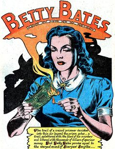 Image result for betty bates, lady at law