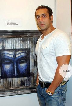 Salman Khan Photo, Bollywood, 25 June, Handsome, Big Big, My Style, Men, Heart, Bracelets