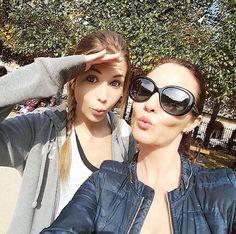 Enjoyphoenix et Valerie Orsoni à Paris