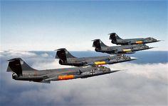 RF-104G 21+21 Marinefliegergeschwader 2 (MFG 2) 1983