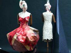 Origami serves fashion part II feat. Vivienne Westwood