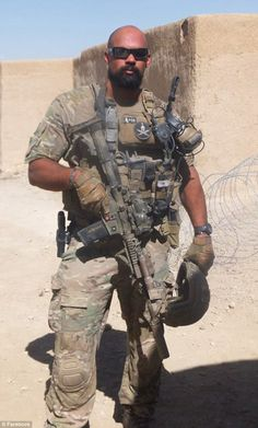 Special Forces Operator Cool #TacticalBeardMustFeared