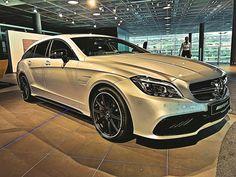 #Mercedes_Benz  #CLS63_AMG #Shooting_Brake