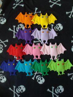 Items similar to Adopt a bat - Plushie bat YELLOW on Etsy Sock Crafts, Felt Crafts, Diy Crafts, Bat Craft, Rainy Day Crafts, Sewing Toys, Halloween Projects, Stuffed Animal Patterns, Holidays Halloween