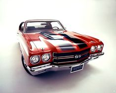 Jack Reacher - Tom Cruise - conduce un Chevrolet Chevelle SS de 1970