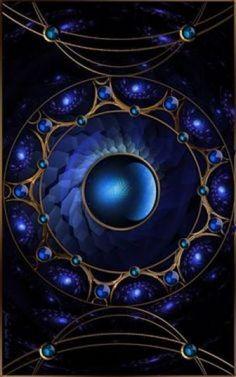 DeviantArt: More Collections Like Jewel of Atlantis by Velvet--Glove Fractal Design, Fractal Art, Art Graphique, Psychedelic Art, Mandala Art, Sacred Geometry, Oeuvre D'art, Shades Of Blue, Wallpaper Backgrounds