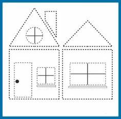 Shapes Preschool Worksheets — Barongs Preschool