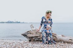 Whimsical Maternity Photography