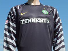 Celtic F.C. Away Goalkeeper Shirt 2010-2011 Scottish Premier League